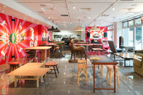 What Happens When Dutch and Japanese Designers fall in LLOVE in main interior design art  Category