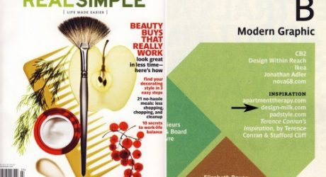 Thanks Real Simple!