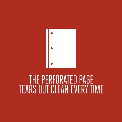 PerforatedPage