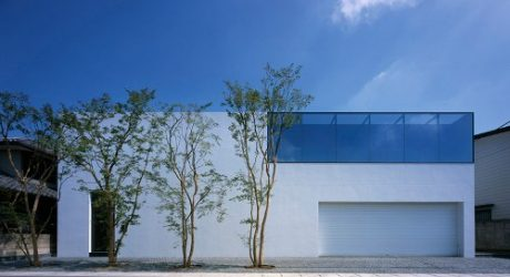 TH House in Japan by Baqueratta