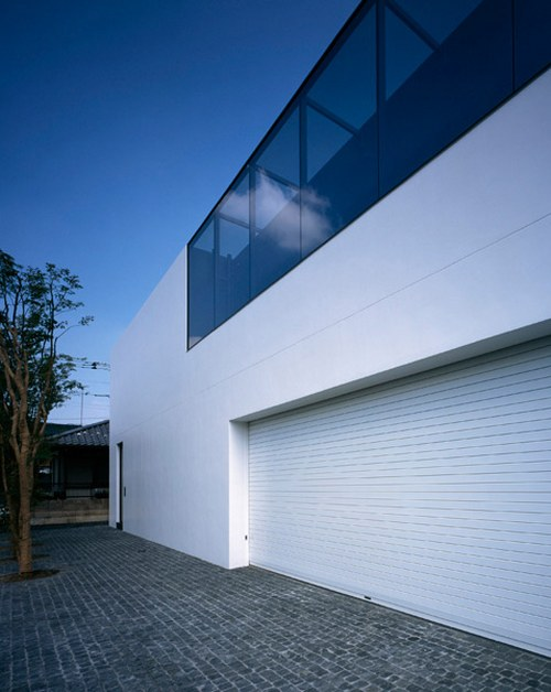 TH House in Japan by Baqueratta in main architecture  Category