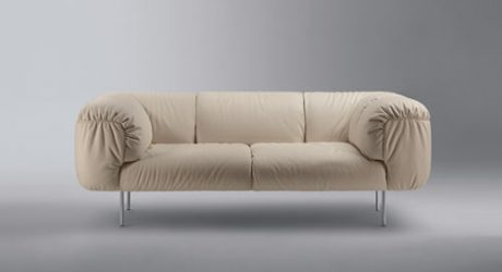 Bebop Sofa by Poltrona Frau