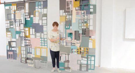 Curtain by Lotte van Wulfften Palthe