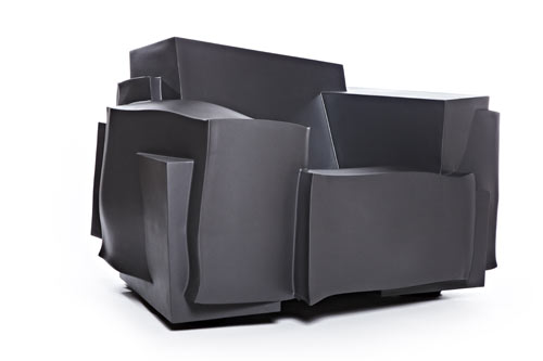 TRON Armchair by Dror for Cappellini