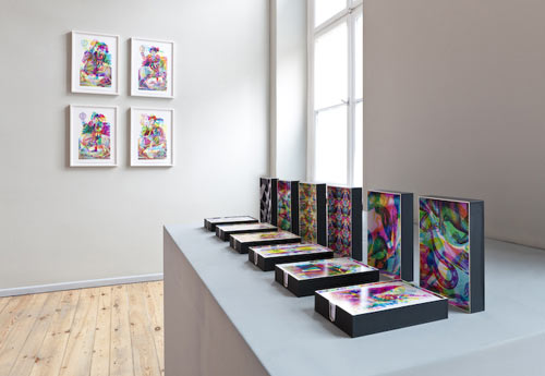 Carnovsky RGB Exhibition in art  Category