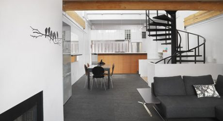 Crosstown Loft in Canada by Campos Leckie Studio