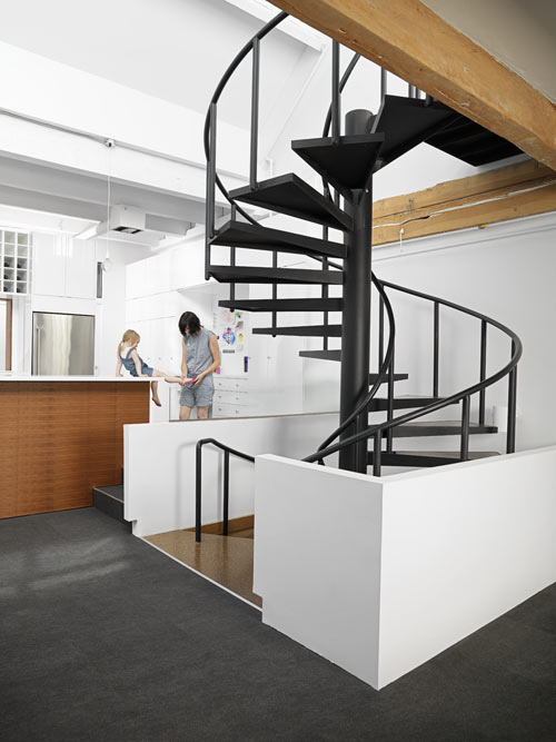 Crosstown Loft in Canada by Campos Leckie Studio in main architecture  Category