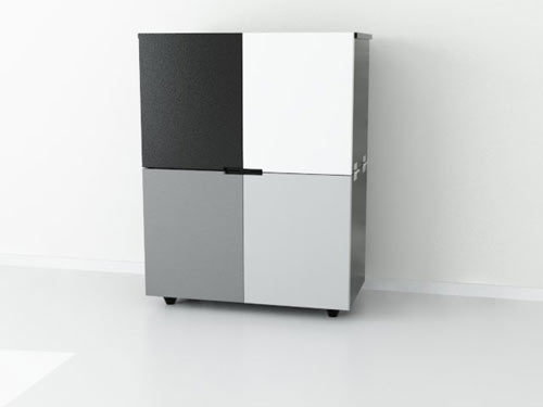 Cubox by Elemento Diseño