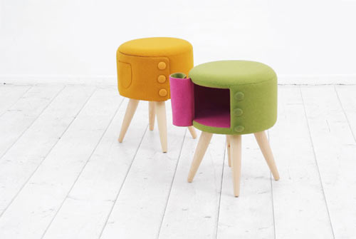 Dressed Up Furniture by KAMKAM in main home furnishings  Category