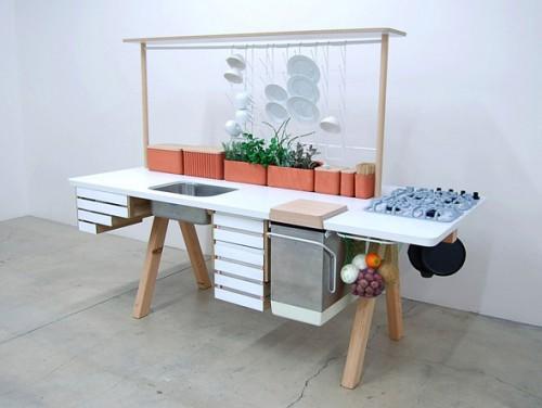 Flow Living Kitchen