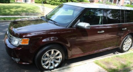 Ford Flex Weekend: My Ford Story