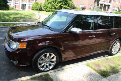 Ford Flex Weekend: Features