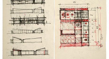 Gesture: Hand Drawings by Architects