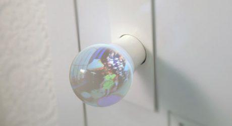 Glass Globe Doorknob by Hideyuki Nakayama