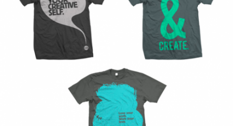 New T-Shirts by Evan Melnyk for Holiday Matinee