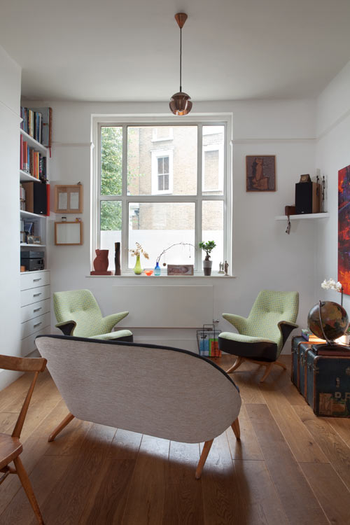 House in brixton in the uk by a small studio design milk for Interior design studio uk