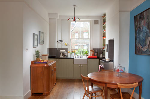 House In Brixton In The UK By A Small Studio