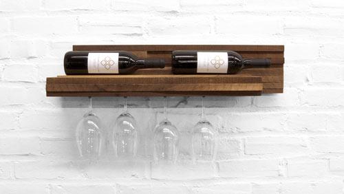 Modern Wine Cabinet Design insta wine rackmodern cellar - design milk