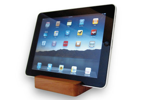 BlockDock for iPad
