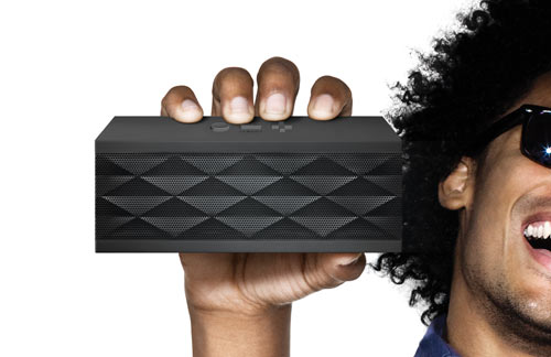 Jambox by fuseproject for Jawbone in technology main  Category