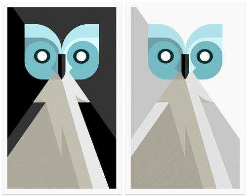 Owls by Josh Brill in art  Category
