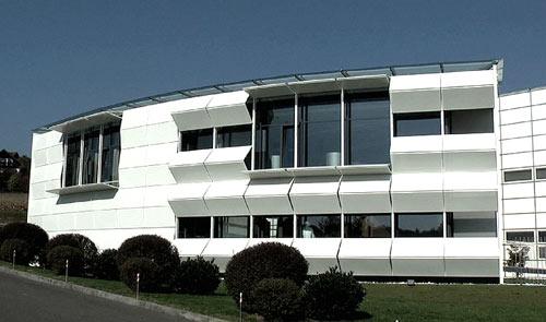 Kiefer Technic Showroom in Austria by Ernst Giselbrecht + Partner
