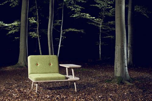 Laptop Loungechair by Rasmus Fenhann