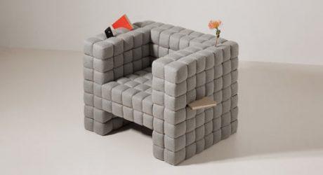 Lost In Sofa by Daisuke Motogi