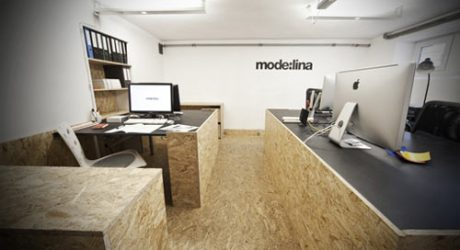OSB Office in Poland by mode:lina