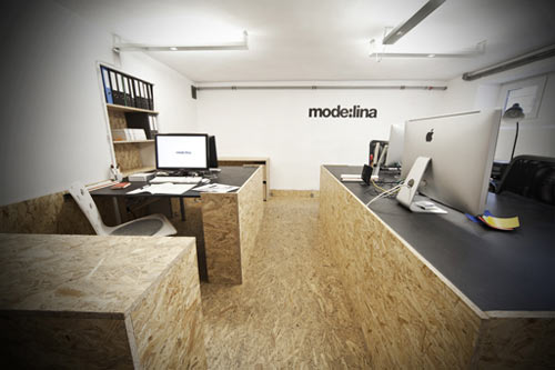 OSB Office In Poland By Modelina