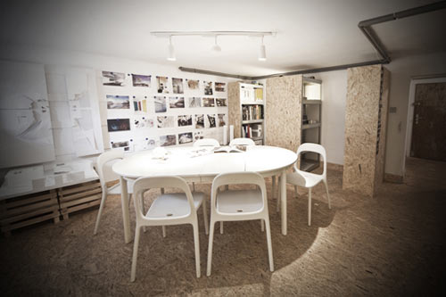 Lusid design blog osb office in poland by mode lina for Office 2010 design mode