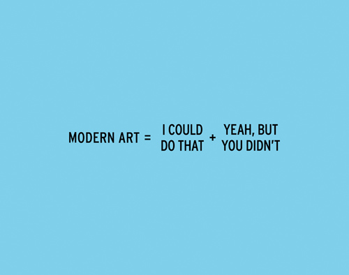 modern art craig damrauer