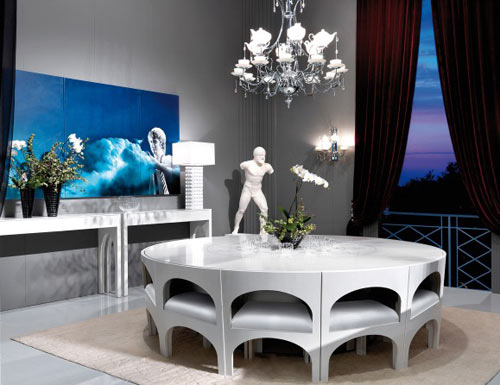 White and Whimsical from Nella Vetrina in main home furnishings  Category