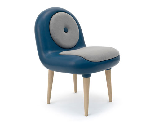 Oddbod Chair by Javier Alejandre in main home furnishings  Category