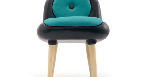 Oddbod Chair by Javier Alejandre