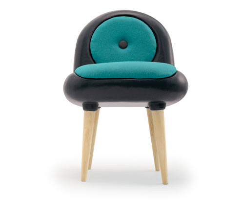 Oddbod Chair by Javier Alejandre