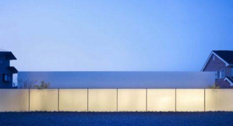 Ware House in Japan by Shinichi Ogawa & Associates