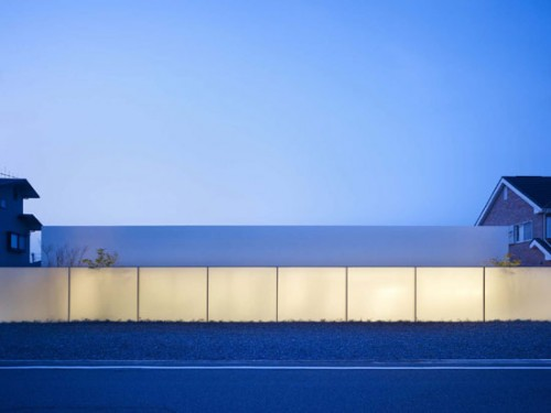 Ware House in Japan by Shinichi Ogawa & Associates