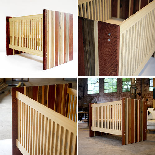 Oops Crib by Structured Green