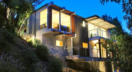 Parks House in California by Michael Parks