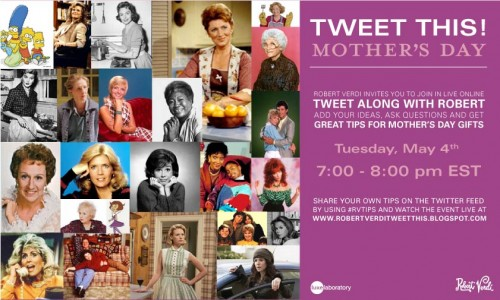 Tweet This: Gifts for Mom