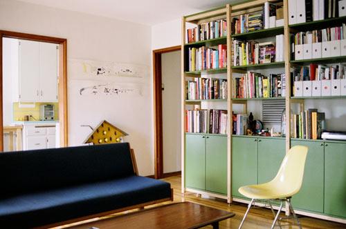 SR Bookcase from Scout Regalia
