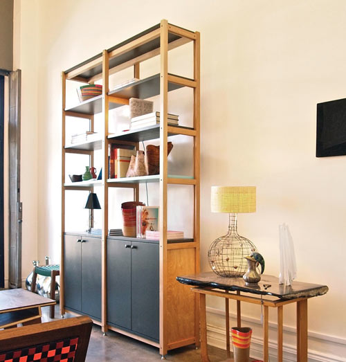 SR Bookcase from Scout Regalia in main home furnishings  Category