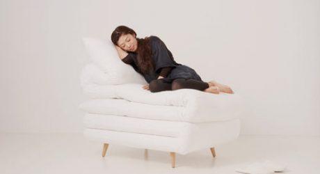 Sleepy Chair by Daisuke Motogi