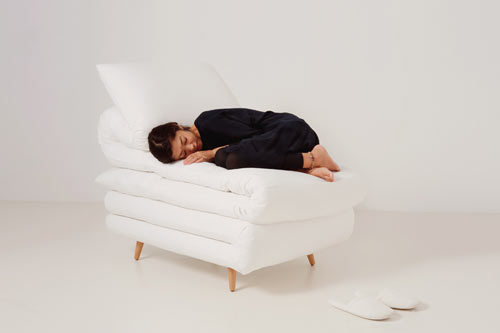 Sleepy Chair by Daisuke Motogi in home furnishings  Category