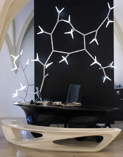 Sparks Modular Lighting System by Daniel Becker in main home furnishings  Category
