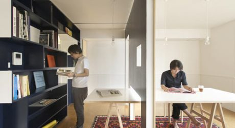 Switch Apartment in Japan by Yuko Shibata