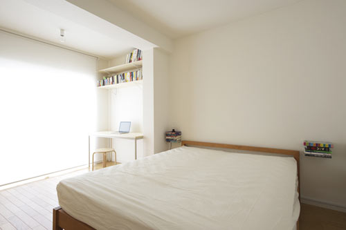 Switch Apartment in Japan by Yuko Shibata in interior design architecture  Category