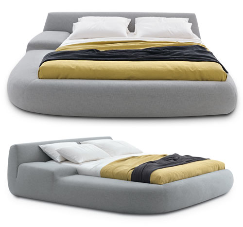 The Big Bed By Poliform