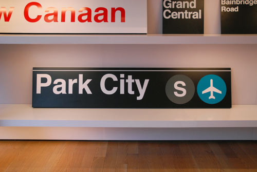Underground Signs in main home furnishings art  Category